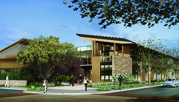 David and Lucile Packard Foundation offices