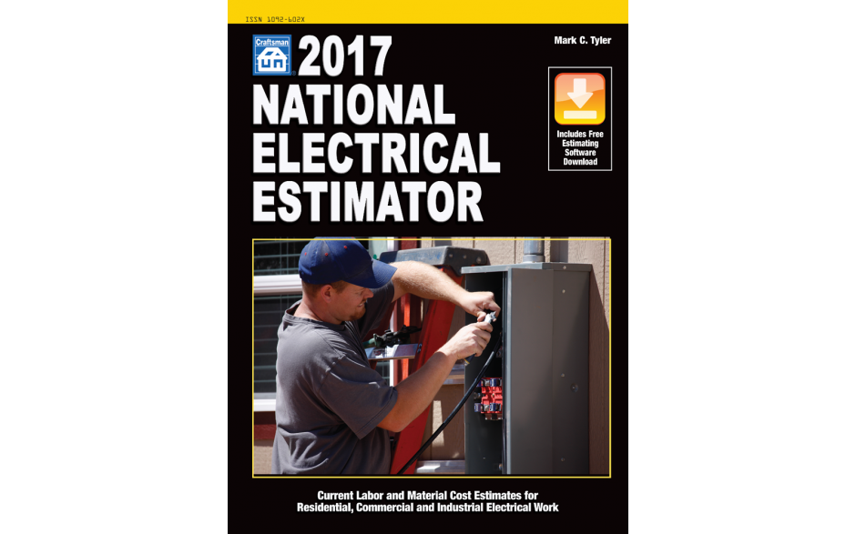 2017 national electrical estimator engineered systems