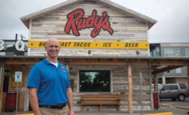 Rudy's Bar-B-Q restaurants