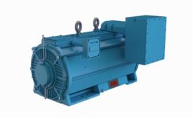 ABB AXW Motor