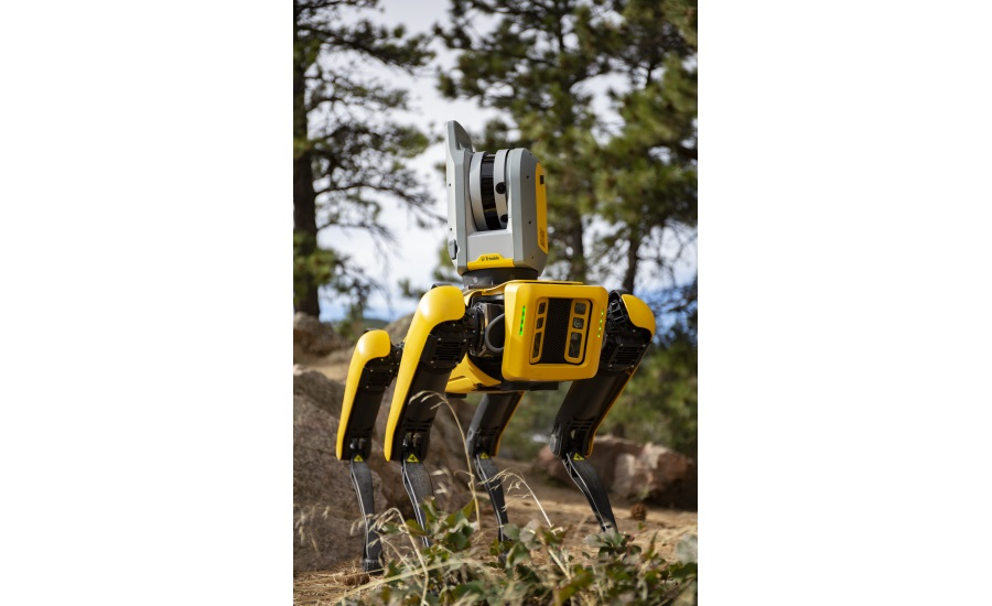 Trimble Hilti Boston Dynamics