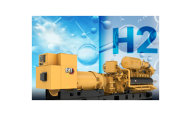 Caterpillar Power Solutions Hydrogen