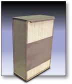 The Z-Duct-SPL plate heat Z Duct Heat Exchanger