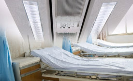 Active Chilled Beams For Patient Rooms