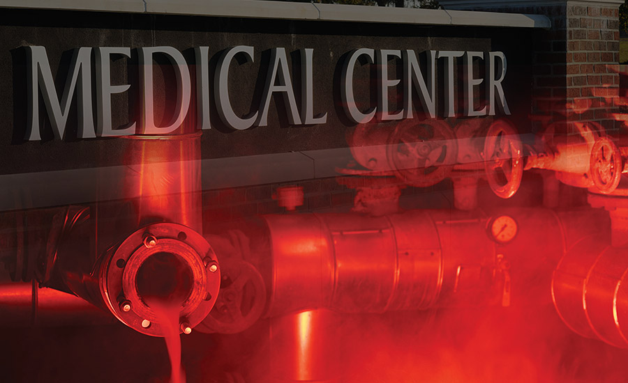 Retrofitting Steam Boilers For Large Health Care Projects