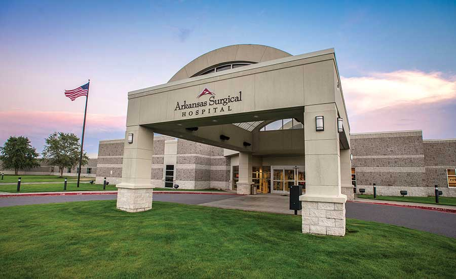 The Arkansas Surgical Hospital