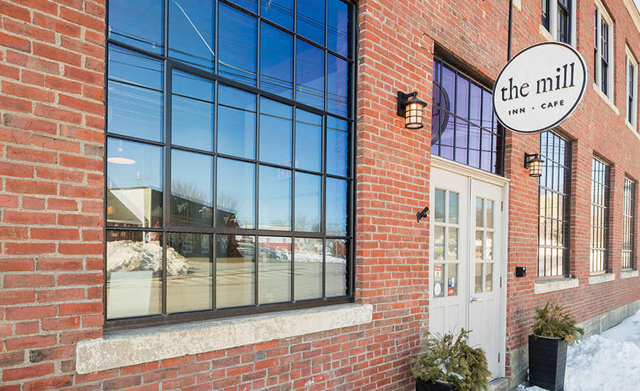 Historic Inn Aims For Net-Zero With VRF, Geothermal
