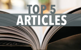 April Top 5 list article