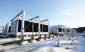 Optimizing a Chiller Plant Control Strategy