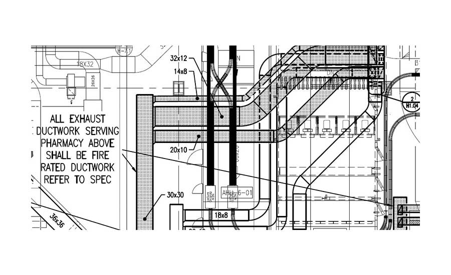 Nfpa 99 Smoke Control Designed For Failure Part 2 2019 08 21 Engineered Systems Magazine