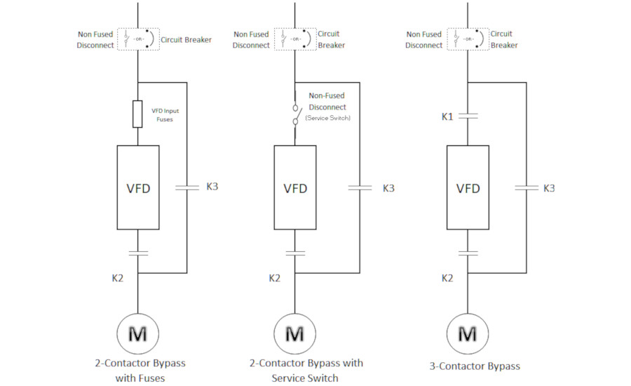 Wiring Diagram 3 Position And Two 3 Phase Vfds | Wiring Diagram on