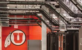 The Downtown Data Center's enterprise IT space