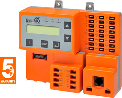 Economizers: Belimo   2013-04-15   Engineered Systems Magazine