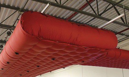 Fabric Duct Ductsox 2014 03 24 Engineered Systems