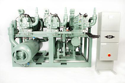Ammonia Compressor Packs Bitzer Us Inc 2014 04 07