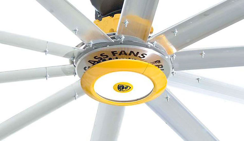 Fan LED: Big Ass Fans