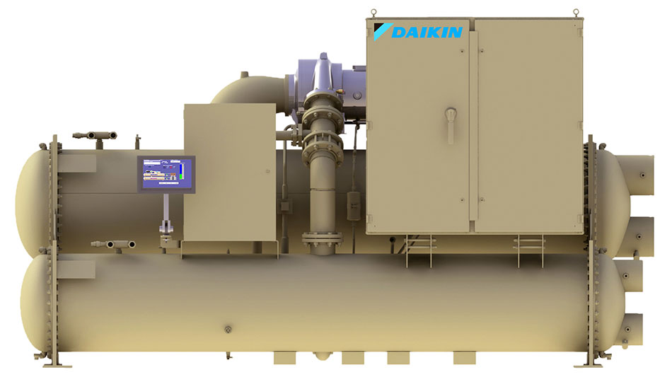 Magnetic Bearing Chiller: Daikin Applied