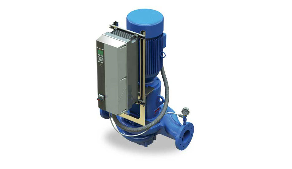 Aurora Intellistar™ 382 Vertical Inline Pump – Pentair Flow & Filtration Solutions
