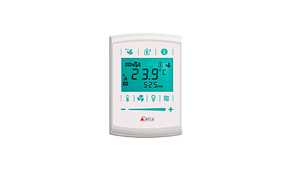 eZNTW Thermostat – Delta Controls