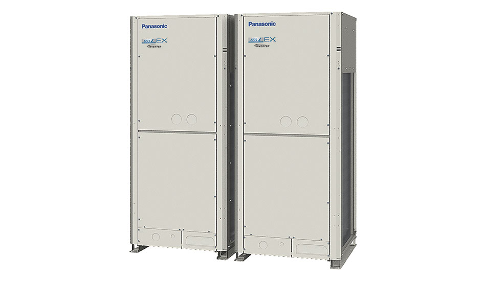ECOi EX ™ Series — Panasonic Heating & Air Conditioning Group