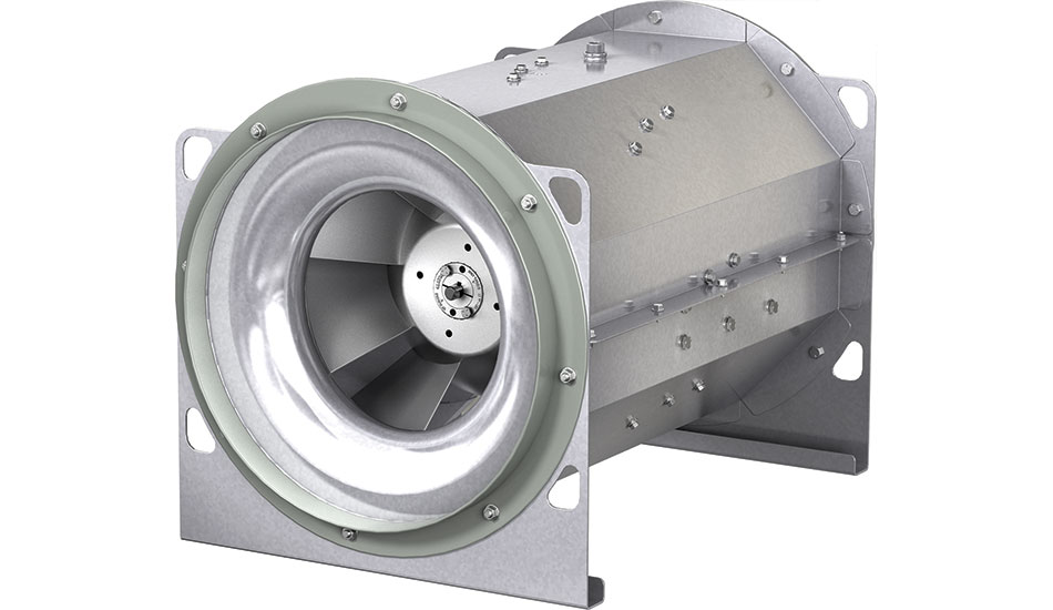 Model EQD Fan – Greenheck | 2017-12-05 | Engineered Systems