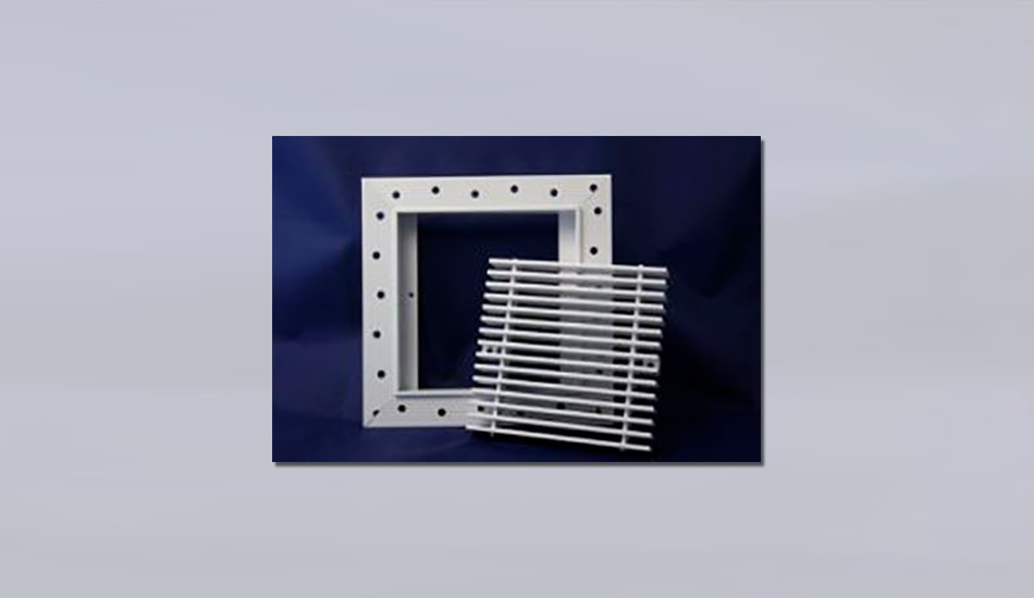 Plaster J-Bead® Frame – Artistry in Architectural Grilles | 2018-01 ...