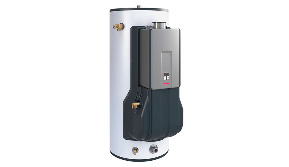Duo 80 Hybrid commercial water heater – Rinnai