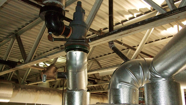 Relief Valve Piping : Safety valve requirements for deaerator installations how