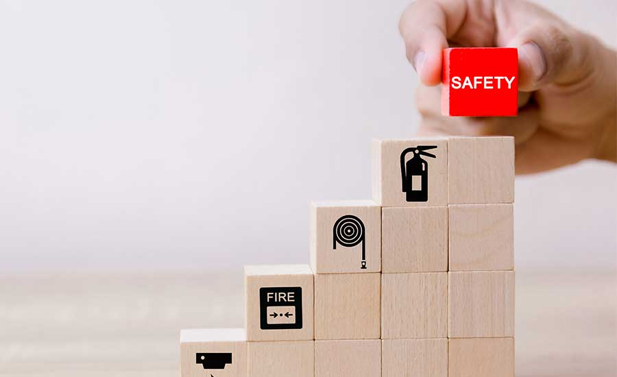 Safety Building Blocks