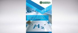 The U.S. Department of Energy's Hydrogen Power Plan.