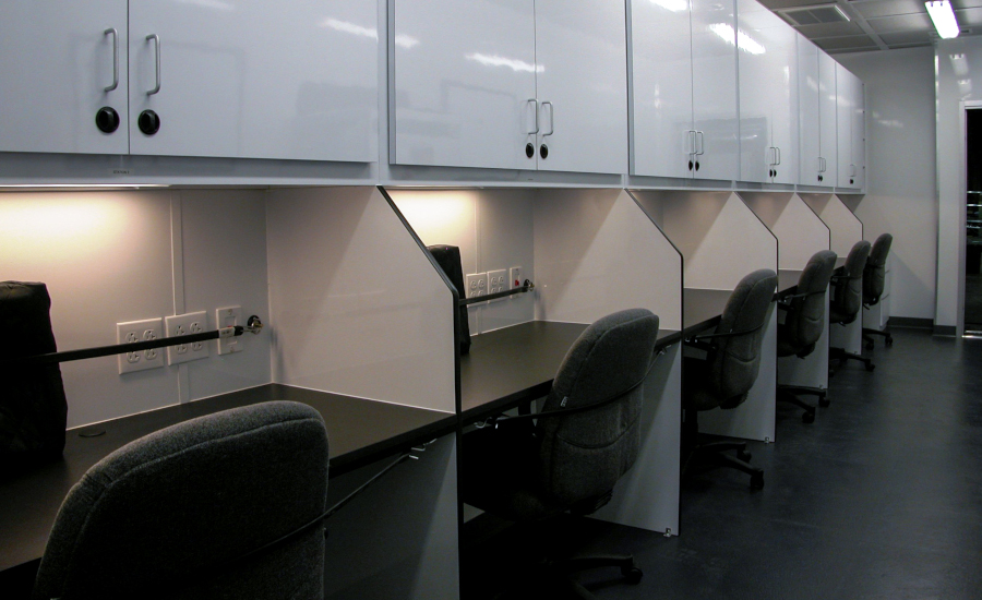 Amerend Command Center - Interior