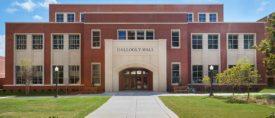 Oklahoma University's Gallogly Hall