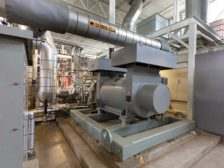 dual pressure system