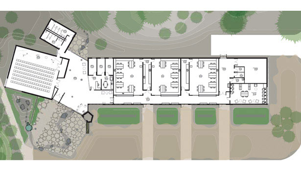 University of Minnesota floor plan