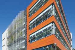 LEED platinum centre for interactive research