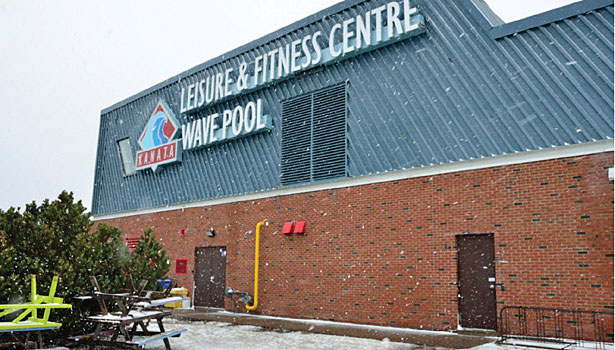 Kanata Leisure & Fitness Centre Wave Pool