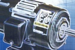 HVAC motor