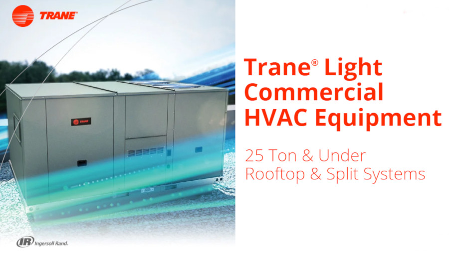 Light Commercial HVAC Equipment with Trane