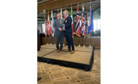 Uponor International Trade Award