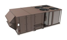 JCI Tempmaster Omni™ Choice rooftop units