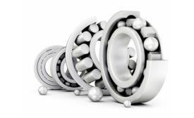 LM76 Ball Bearings