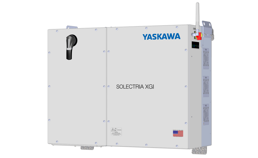 2.0 DC Oversizing Ratio and New Features for SOLECTRIA XGI™ 1500 Utility String Inverters – Yaskawa Solectria Solar