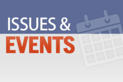 Issues and Events