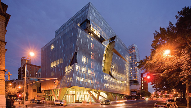 The new Academic Building at Cooper Union in the heart of Manhattan created a vibrant sustainable campus.