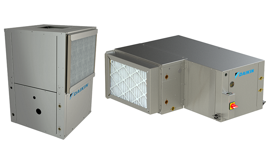 Expanded Line of SmartSource Compact Heat Pumps – Daikin