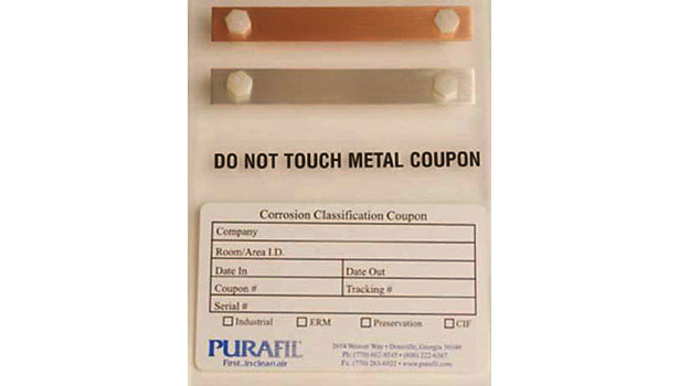 Do not touch metal
