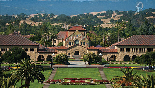 Stanford's Main Campus