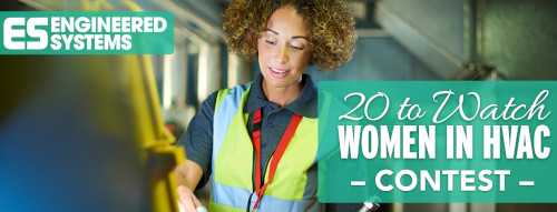 ES 20 to Watch: Women in HVAC