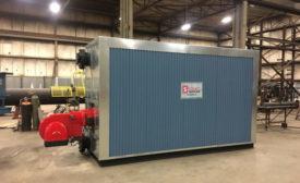 high-temperature fluid generator
