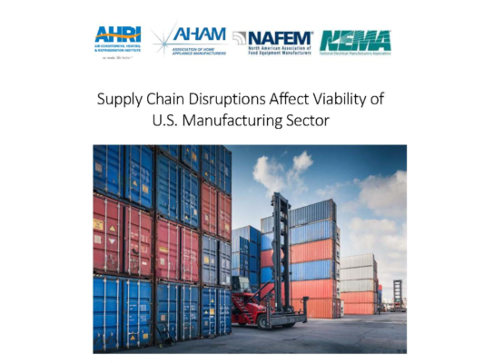 Supply chain challenges white paper